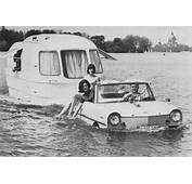 The Legendary Floating Caravan That Could Have