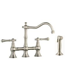 kitchen faucets houston grohe 20158 bridge kitchen faucet with side spray the o jays faucets and sprays