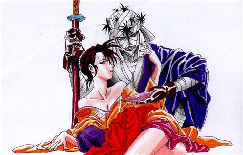 Samurai X 5 makoto shishio samurai x by jammeskilmister on deviantart