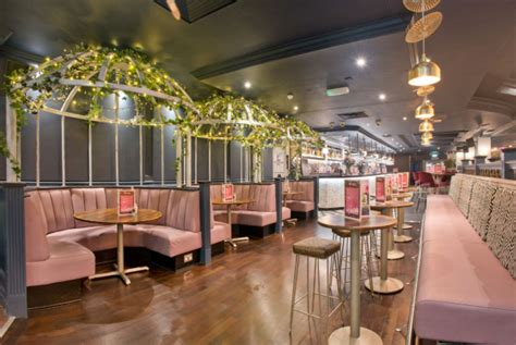 slug  lettuce bedford uk restaurant reviews