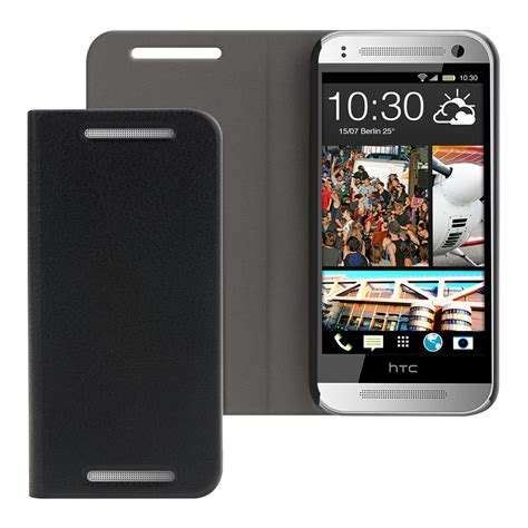 themes htc one mini 2 kwmobile flip cover for htc one mini 2 case slim back