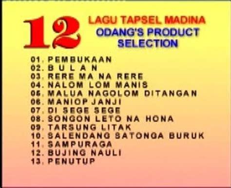 download mp3 gudang lagu mandailing tapsel kumpulan lagu tapsel madina odang s gudang lagu mandailing