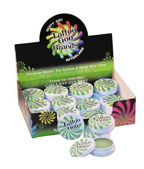 where can i buy tattoo goo goo orignal ointment box of 36 tins 0 33oz each