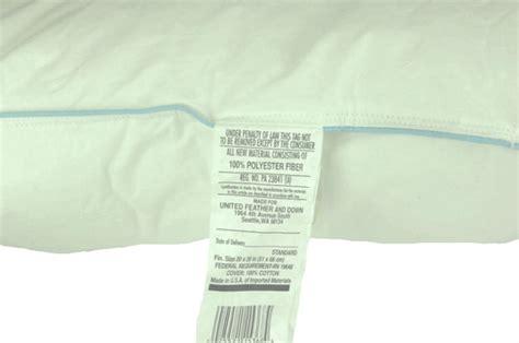 Inn Express Pillow by Inn Express 174 Blue Cord Soft Support Standard Size