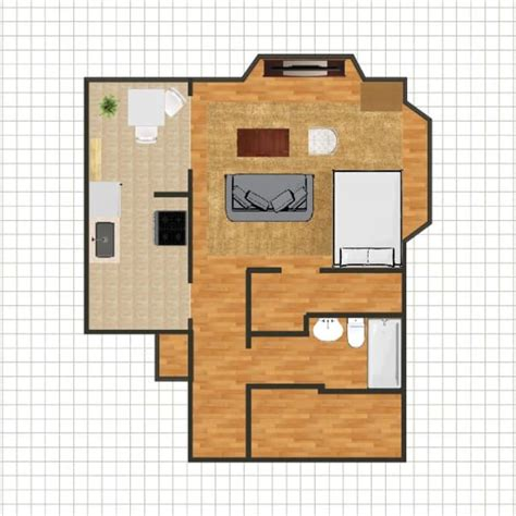 what is 500 sq ft this what you can really expect from spaces smaller than 500 square apartment therapy