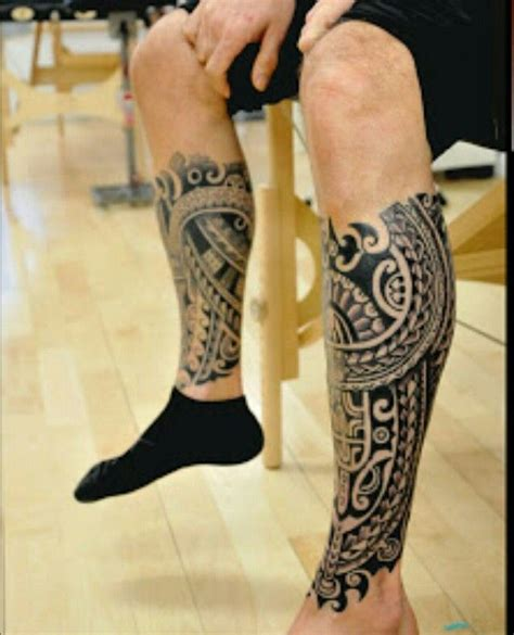 sock tattoo designs 206 best images about polynesian tribal tattoos on
