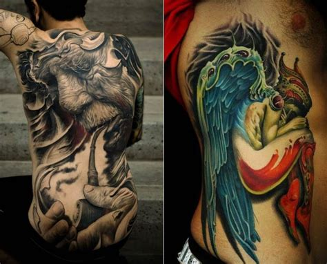 body tattoo in karachi new full body tattoos design xcitefun net