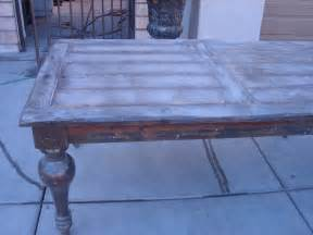 Rustic Turquoise Dining Table European Paint Finishes Rustic Turquoise Dining Table