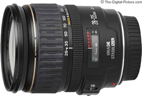 canon ef 28 135mm f/3.5 5.6 is usm lens review