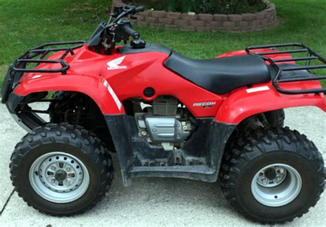 used honda atv used honda autos post