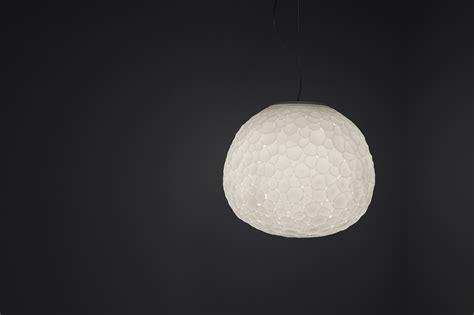 Luminaire Suspension 382 by Suspension Meteorite 216 35 Cm 216 35 Cm Blanc Artemide