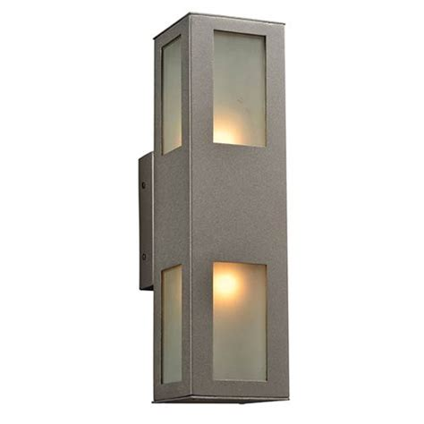 outdoor wall mounted lighting tessa bronze two light outdoor wall mount fixture plc