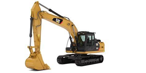 Monitor Excavator Cat 320d cat 320d2 excellent reliability low fuel consumption