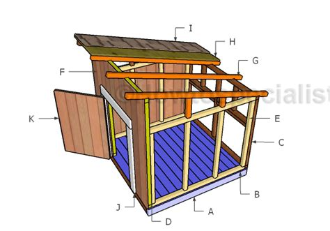 diy duck house plans duck house roof plans howtospecialist how to build step by step diy plans