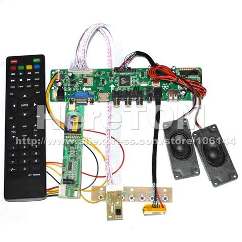 Lcd Tv Controller Board boarding steps picture more detailed picture about tv