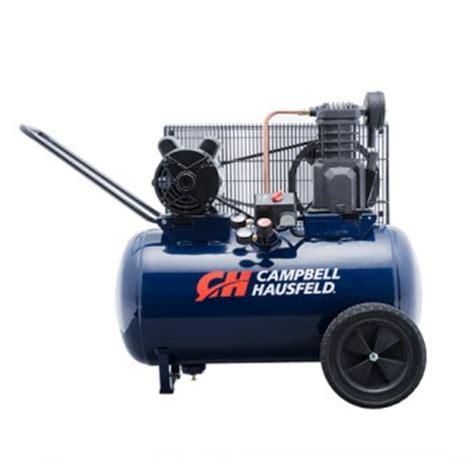 air compressors portable stationary cbell hausfeld