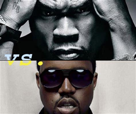 Majalah Rolling Nov 2007 50 Cent Vs Kanye West kanye west vs 50 cent