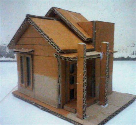 cara membuat rumah menggunakan batang aiskrim cara membuat rumah menggunakan stik es krim kerajinan
