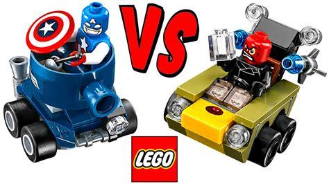 Lego Mighty Micros Captain America Vs Skull 76065 1 lego captain america vs skull marvel heroes mighty micros 76065 review
