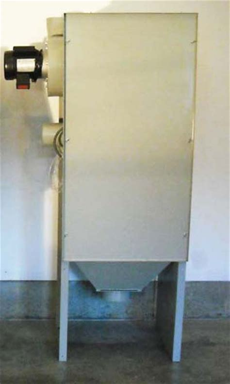 blast cabinet dust collector dust collectors blast cabinets