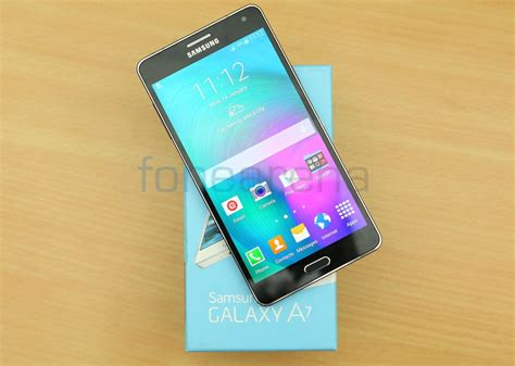 Samsung Galaxy A7 Unboxing samsung galaxy a7 unboxing