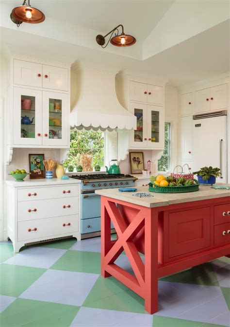 green and red kitchen ideas 25 colorful kitchens to inspire you