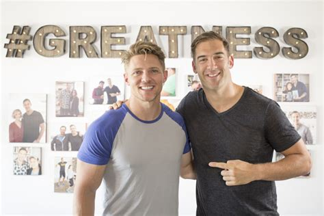 designcrowd lewis howes beyond the body what makes a real man with fitness icon
