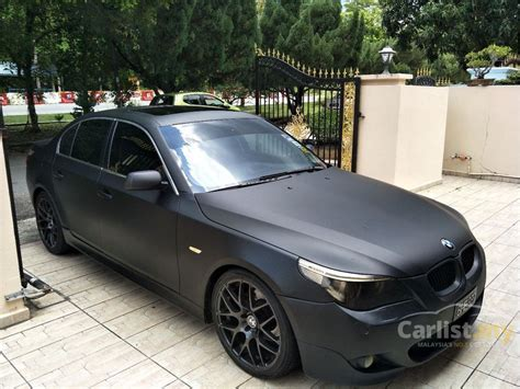2003 Bmw 525i Specs by Bmw 525i 2004 2 5 In Kuala Lumpur Automatic Sedan Black