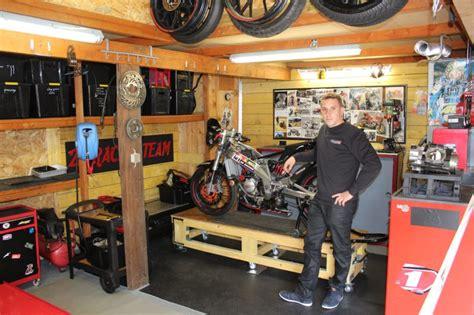 un garage moto ouvre ses portes 224 jean de la motte