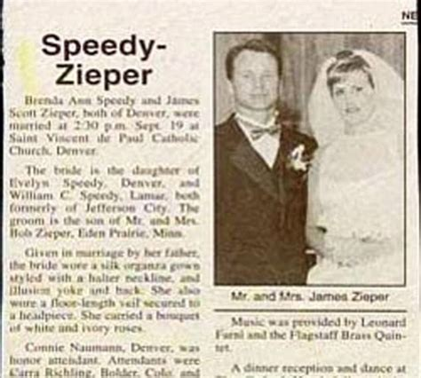 Wedding Announcement Names by Wedding Announcements Reveal Couples Name Pairings