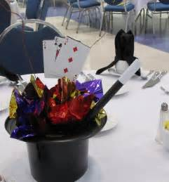 theme centerpiece event decorating company lrmc annual awards