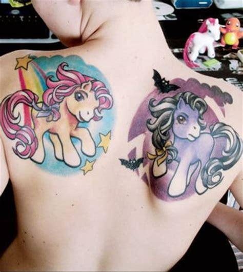 Tattoo Girl Cartoon | 40 famous best cartoon tattoo designs for women sheplanet