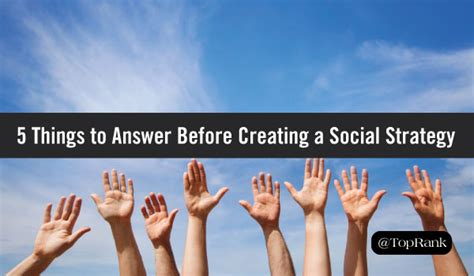 5 financial questions to answer before starting a social media strategy 5 questions to ask before you start