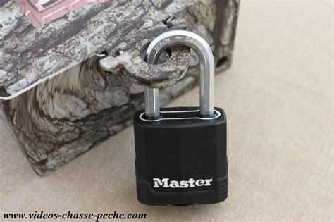 cadenas master ouvrir cadenas excell master lock m115