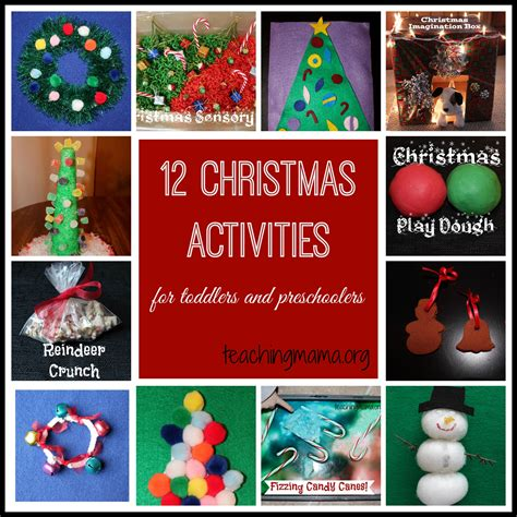 christmas eve crafts for preschool kids activities for toddlers and preschoolers