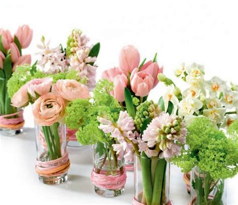 Diy Table Decorations For by 17 Diy Table Decorations And Blooming Centerpieces