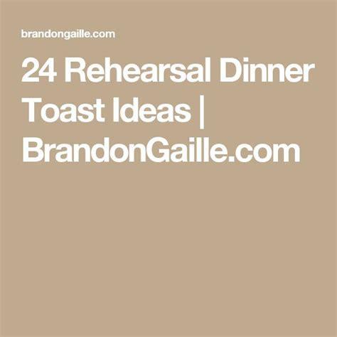 Best 25  Rehearsal dinner speech ideas on Pinterest   Maid