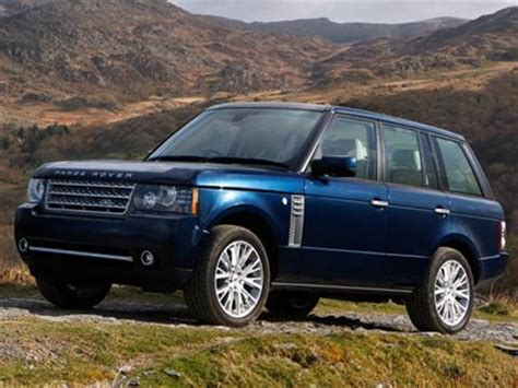 2011 land rover range rover pricing ratings reviews kelley blue book