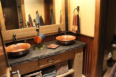 Jack And Jill Bathroom Ideas by Mtn Homes Parade Of Homes Traditional