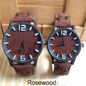 Jam Tangan Wanita Klasik F 3 Cm Coklat Tua 1 jam tangan rosewood harga sepasang