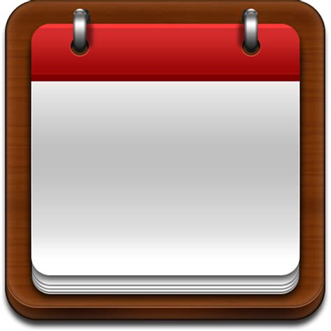 Calendar icon (PSD)   GraphicsFuel