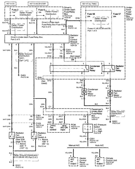 honda insight ac wiring diagram honda wiring diagram and