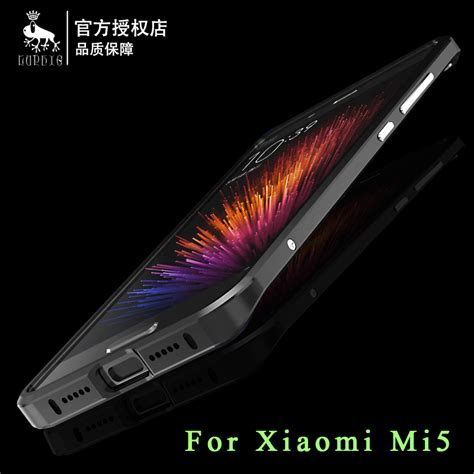 Xiaomi Mi5 Mi 5 Pro Prime Casing And Covers xiaomi mi5 original luphie brand luxury metal xiaomi mi5 pro prime aluminum frame