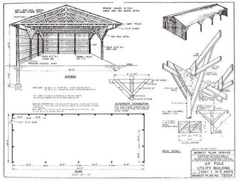 diy pole barn ideas  pinterest wood shed