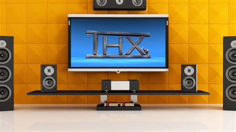 Set Up Your Home Theater Like A Thx Master Home Entertainment Center Design Ideas