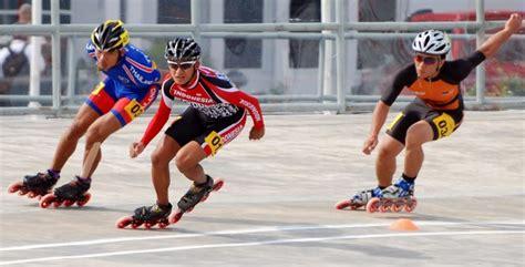 Sepatu Roda Bandar Lung pra pon sepatu roda diundur tim lung tetap bersiap