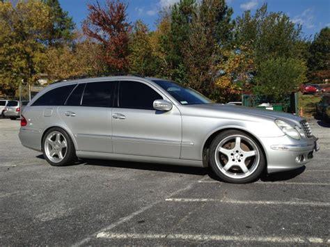 2004 Mercedes E500 by For Sale 2004 E500 Wagon Mbworld Org Forums