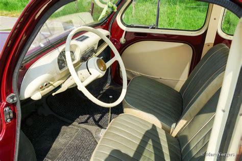 renault 4 interior renault 4 cv 1958 classicargarage de