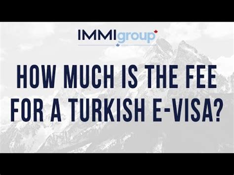 Find Out How Much Is On My Visa Gift Card - how much is the fee for a turkish e visa youtube