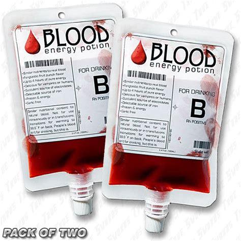 Hand Made Home Decor caffeine blood energy drink pack of 2 true swords